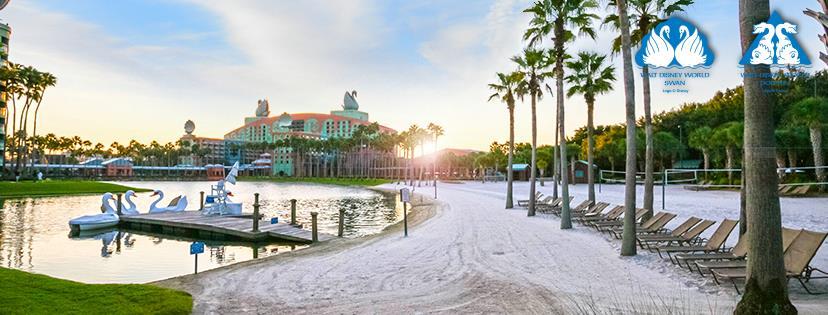 Walt Disney World Swan and Dolphin Resort - Lake Buena Vista