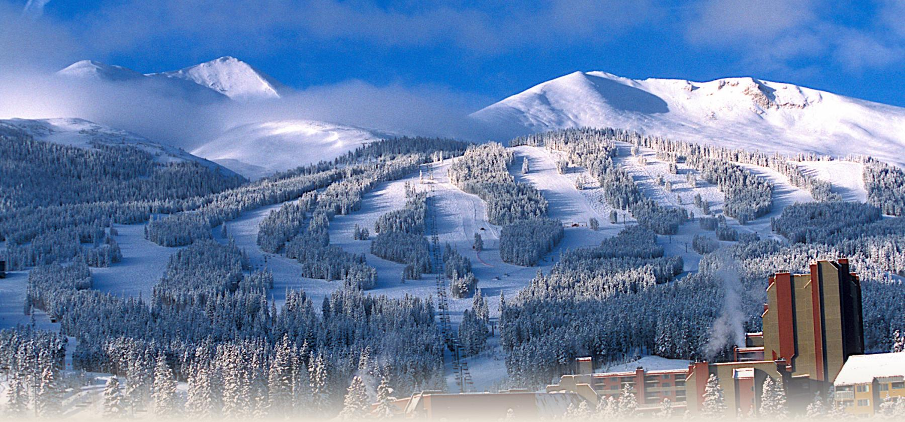 from Roland gay ski resort co