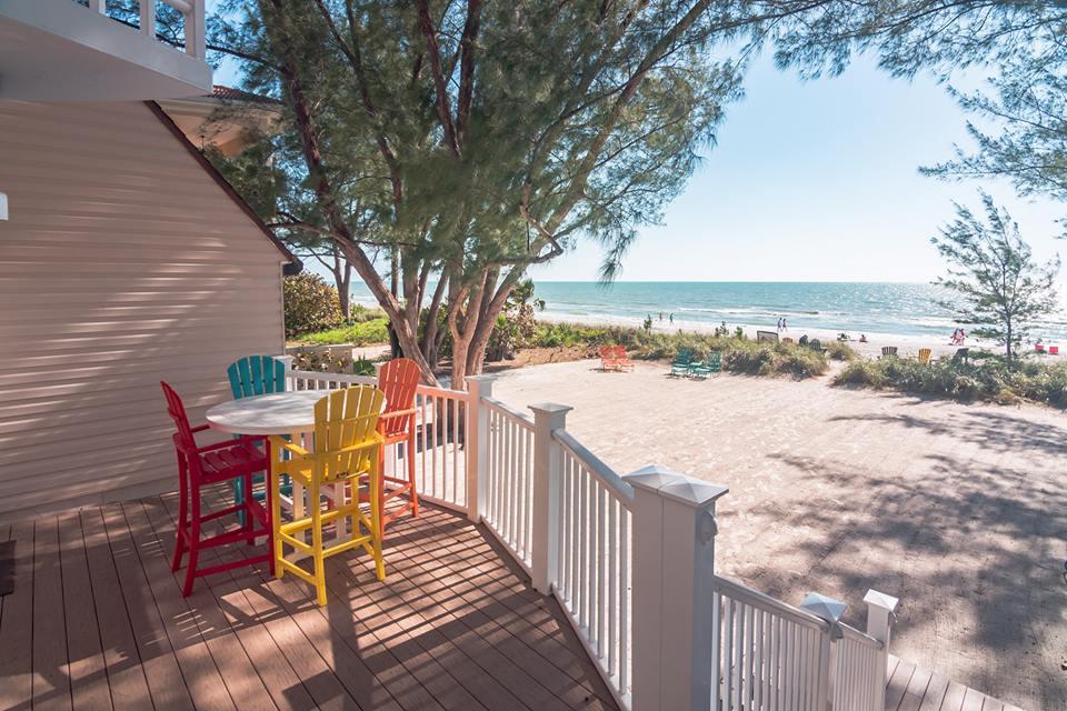 Sunset Beach House Treasure Island Florida